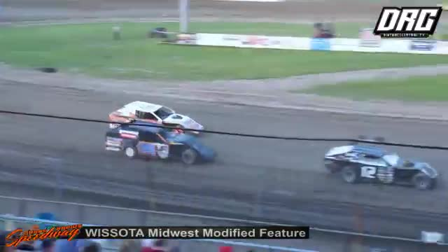 Grand Rapids Speedway 6/21/18 WISSOTA Midwest Modified Races