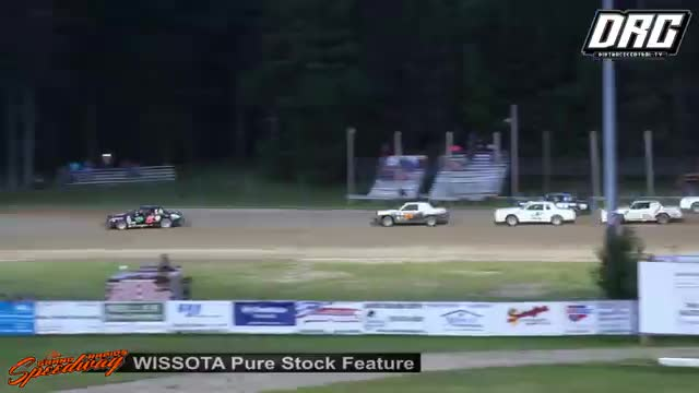Grand Rapids Spedway 6/21/18 WISSOTA Pure Stock Races