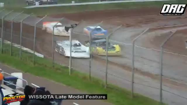 Proctor Speedway 6/24/18 WISSOTA Late Model Races