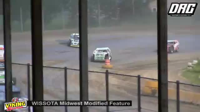 Viking Speedway 6/23/18 WISSOTA Midwest Modified Races