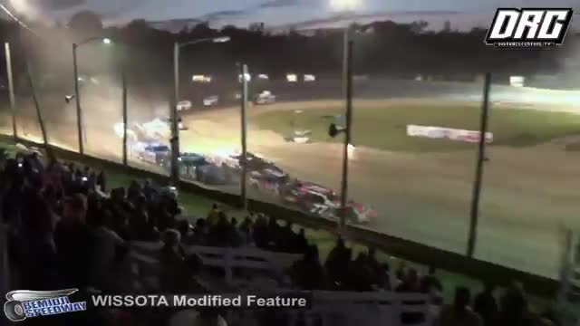 Bemidji Speedway 6/24/18 WISSOTA Modified Races