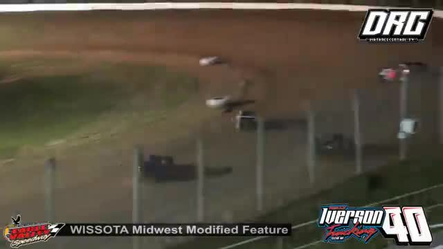 Eagle Valley Speedway 7/21/18 WISSOTA Midwest Modified Races