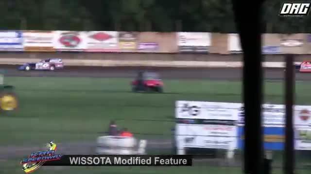 KRA Speedway 7/26/18 WISSOTA Modified Races