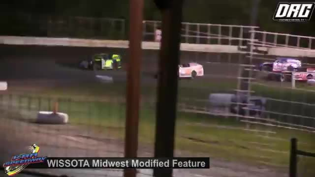 KRA Speedway 8/2/18 WISSOTA Midwest Modified Races