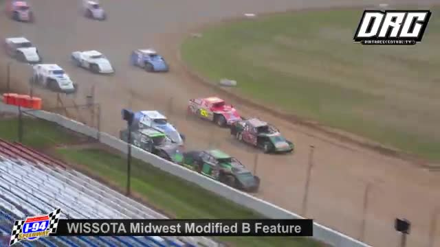 I-94 Speedway 8/10/18 WISSOTA Midwest Modified Races