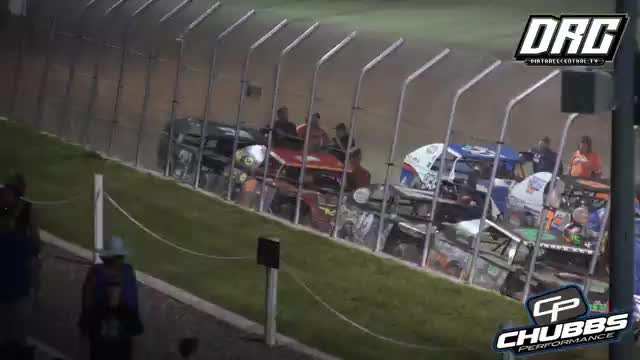 Ogilvie Raceway 8/11/18 WISSOTA Midwest Modified Races