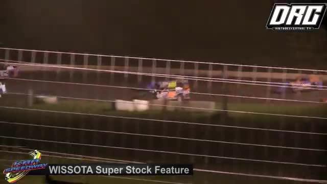 KRA Speedway 8/16/18 WISSOTA Super Stock Races