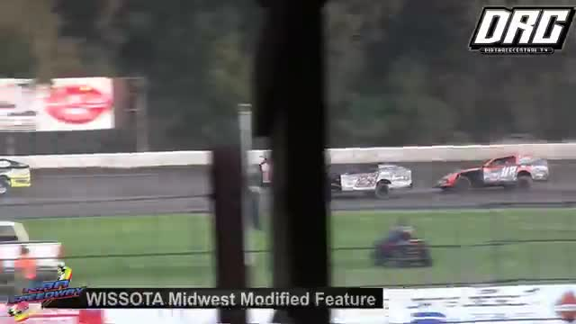 KRA Speedway 8/17/18 WISSOTA Midwest Modified Races