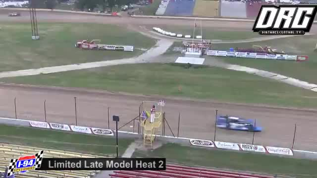 I-94 Speedway 8/17/18 Limited Late Model Races