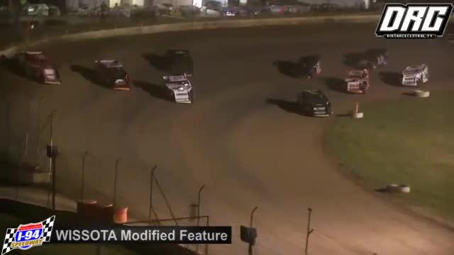I-94 Speedway 8/17/18 WISSOTA Modified Races
