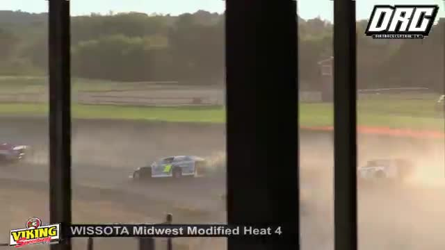 Viking Speedway 9/1/18 WISSOTA Midwest Modified Races