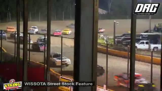 Viking Speedway 9/2/18 WISSOTA Street Stock Races