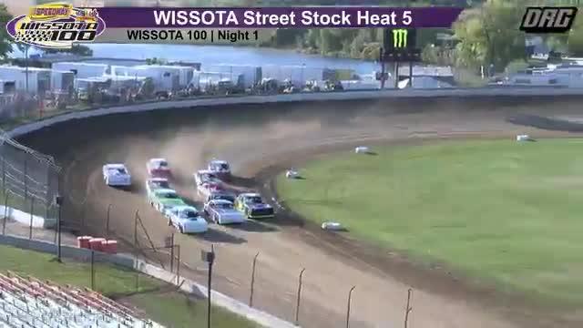 I-94 Speedway 9/12/18 WISSOTA Street Stock Races