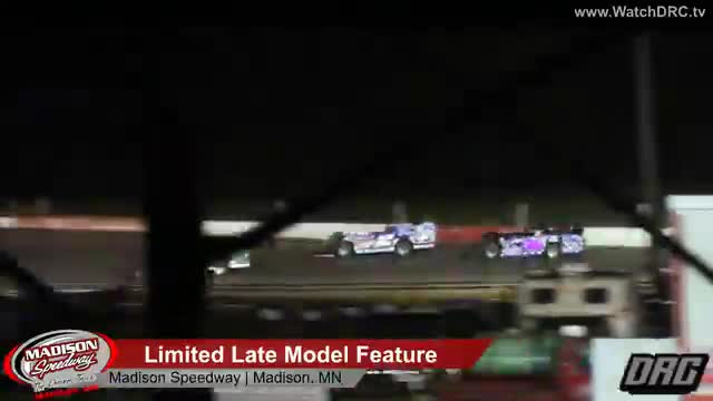 Madison Speedway 9/3/18 Limited Late Model Races
