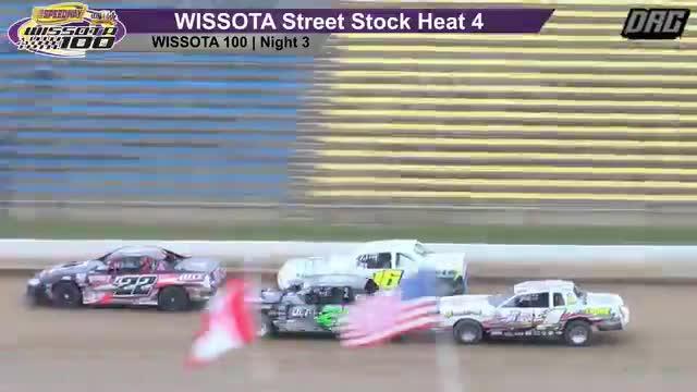 I-94 Speedway 9/14/18 WISSOTA Street Stock Races