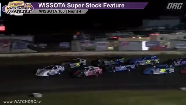 I-94 Speedway 9/15/18 WISSOTA Super Stock Races