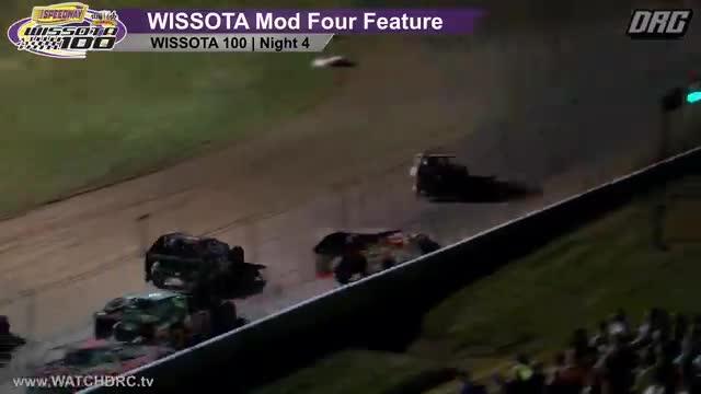I-94 Speedway 9/15/18 WISSOTA Mod Four Races