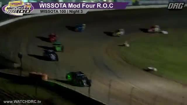 I-94 Speedway 9/14/18 WISSOTA Mod Four Race of Champions