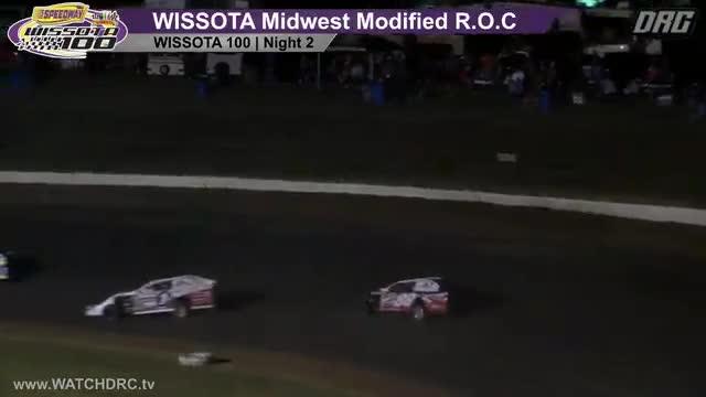 I-94 Speedway 9/13/18 WISSOTA Midwest Modified ROC Race