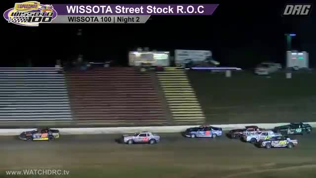 I-94 Speedway 9/13/18 WISSOTA Street Stock Race of Champions