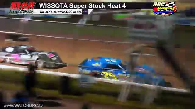 ABC Raceway 9/28/18 WISSOTA Super Stock Races