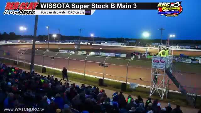 ABC Raceway 9/29/18 WISSOTA Super Stock Races