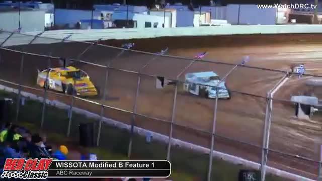 ABC Raceway 9/29/18 WISSOTA Modified Races