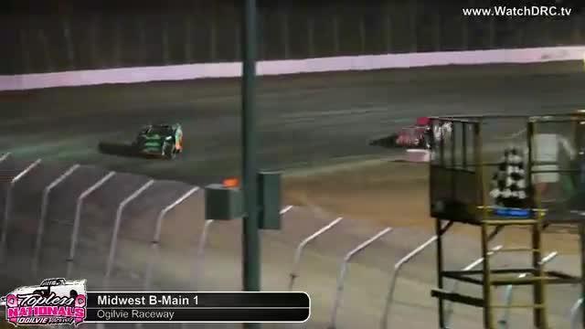 Ogilvie Raceway 10/19/18 Midwest Mod Races