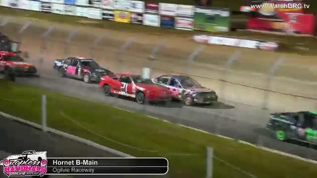Ogilvie Raceway 10/19/18 Hornet Races