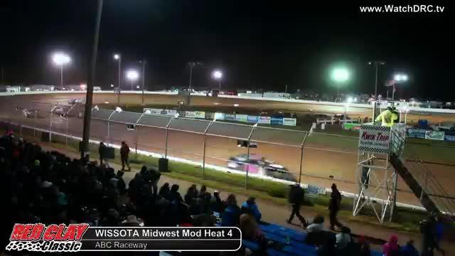 ABC Raceway 9/28/18 WISSOTA Midwest Modified Races