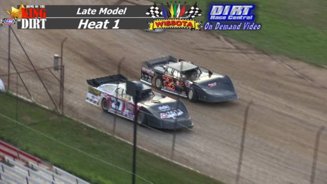 I-94 Speedway August 13, 2015 WISSOTA Late Model Races