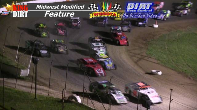 I-94 Speedway August 13, 2015 WISSOTA Midwest Modified Races