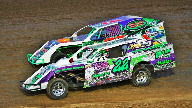 North Central Speedway 8/26/16 IMCA Modified Races