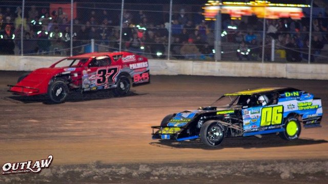 Ogilvie Raceway 10/8/16 WISSOTA Midwest Modified Races
