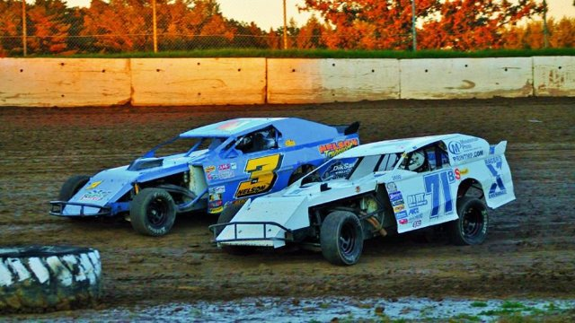 North Central Speedway 9/17/16 IMCA Northern Sportmod Races