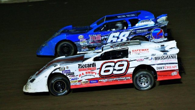North Central Speedway 9/17/16 Super Stock Races