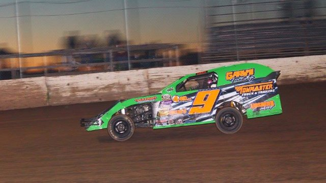 North Central Speedway 9/17/16 Mod Four Races