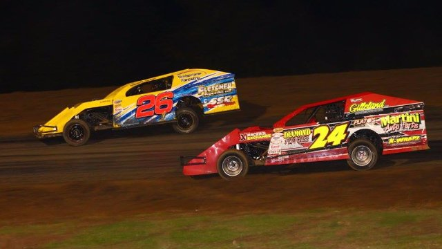 Princeton Speedway 9/25/16 IMCA Modified Races