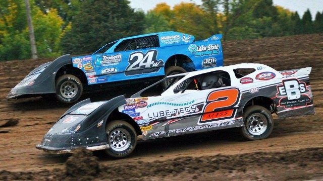 Princeton Speedway 9/25/16 Super Stock Races
