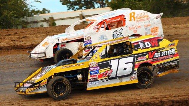 Princeton Speedway 9/25/16 Mod Four Races