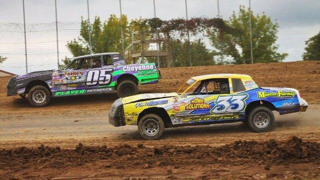 Princeton Speedway 9/25/16 IMCA Stock Car Races