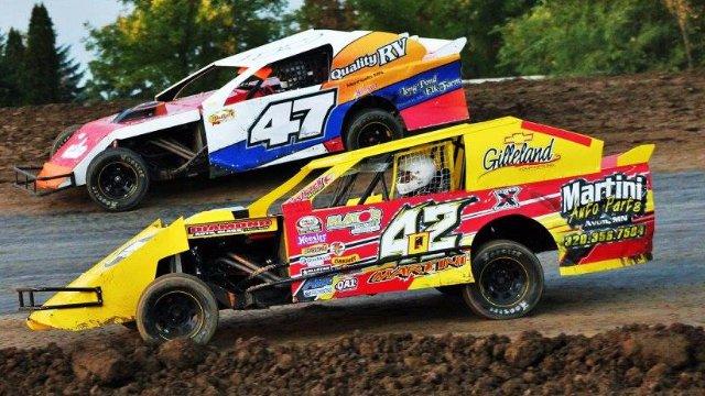 Princeton Speedway 9/25/16 IMCA Northern Sportmod Races