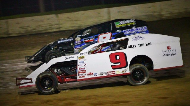 North Central Speedway 8/27/16 IMCA Modified Races