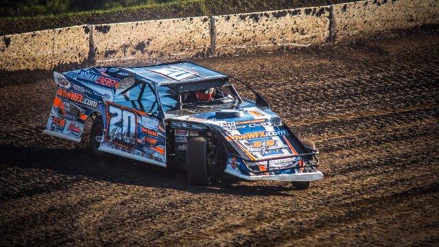 Deer Creek Speedway 7/8/17 USRA Modified Races