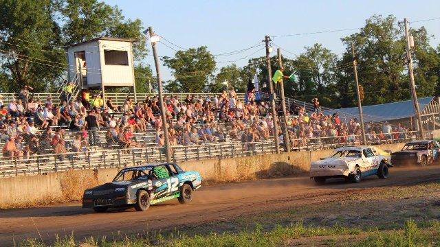 Aitkin Raceway 7/5/17 Races