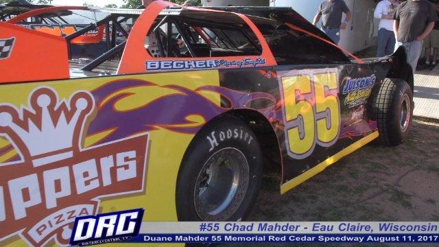 Red Cedar Speedway 8/11/17 Races
