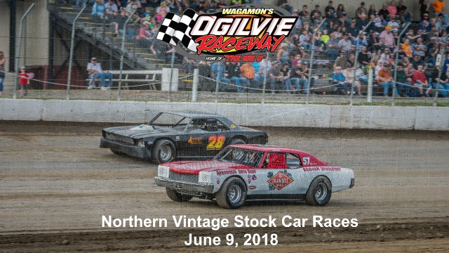 Ogilvie Raceway 6/9/18 Northern Vintage Car Races