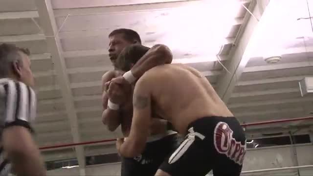 """2014 Veterans Day Wrestilng Extravaganza: dark match"""" Rockin' Rebel v Matt Creed"""
