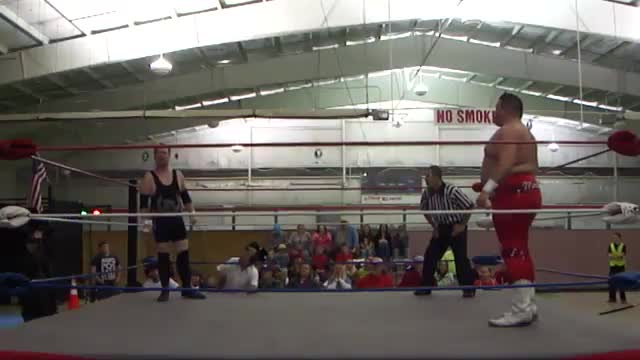 2014 Veterans Day Wrestilng Extravaganza:Ace Montana v. Louis G. Rich
