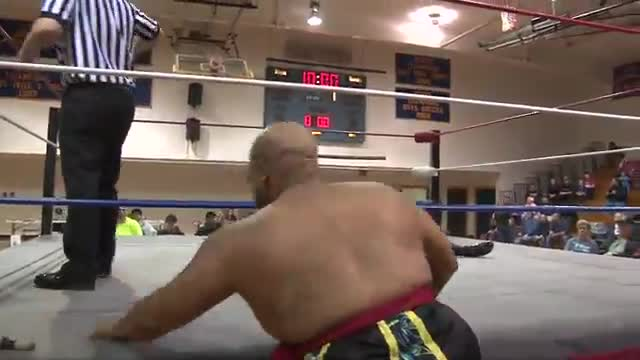 2014 Homecoming: Match 1 Gaven Jaxon v. Mustafa Aziz
